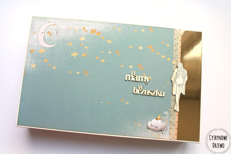 album ciazowy a4