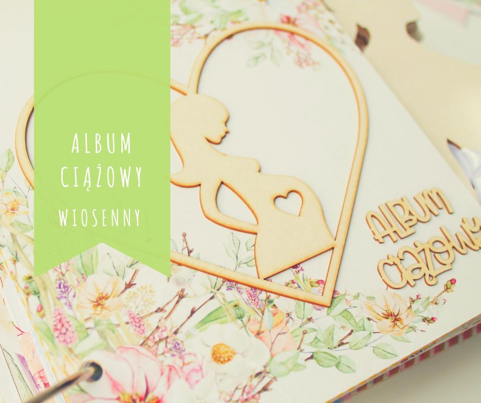album ciazowy