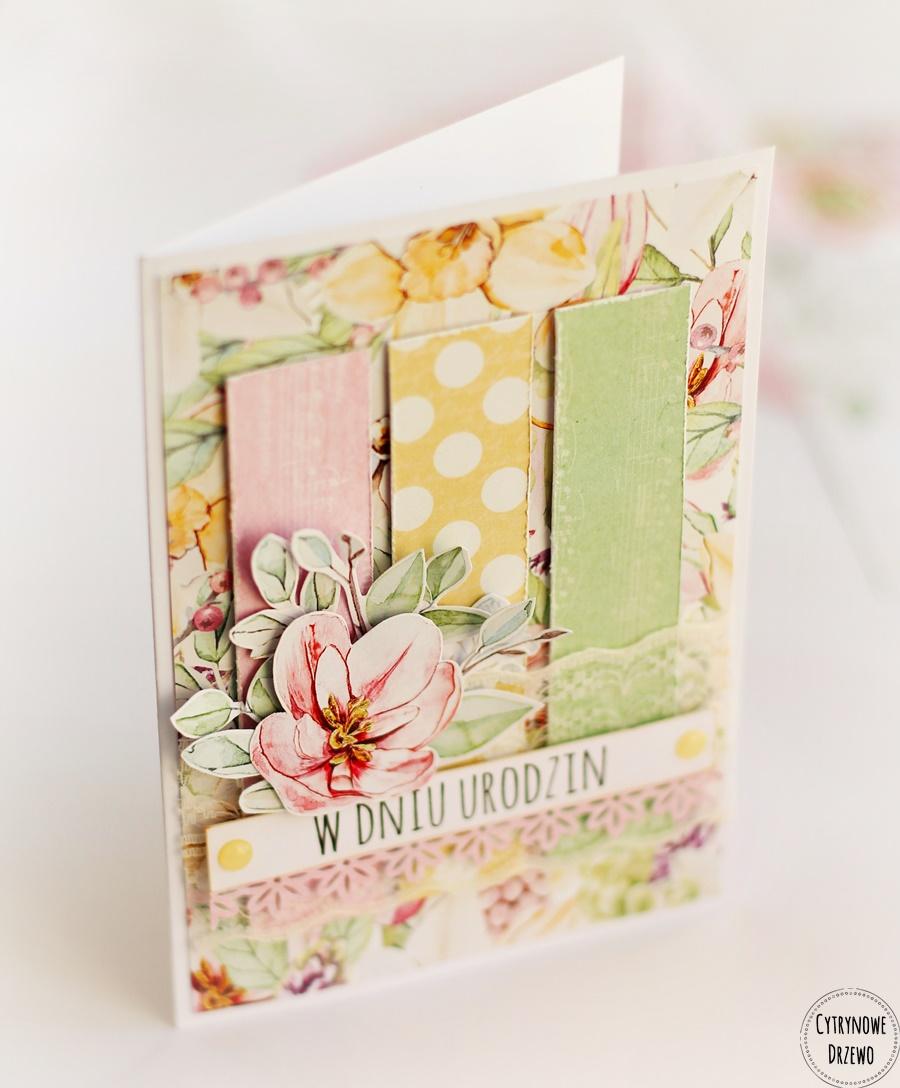 urodzinowe kartki z kwiatami