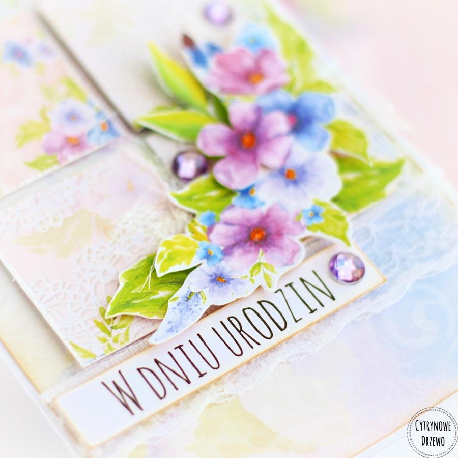 kartki urodzinowe cardmaking