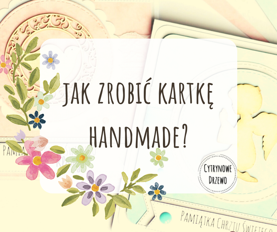handmade kartka
