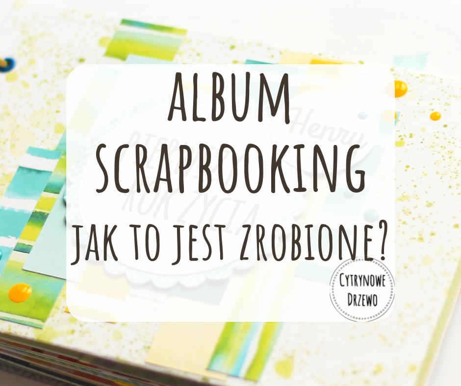 album scrapbooking